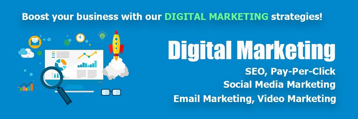 Top Digital Marketing Services in Hyderabad   SieveSoftech