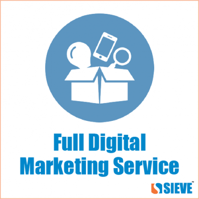 Full Digital Marketing Service