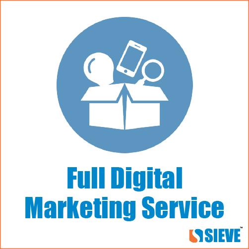Full Service Digital Creative Agency Service