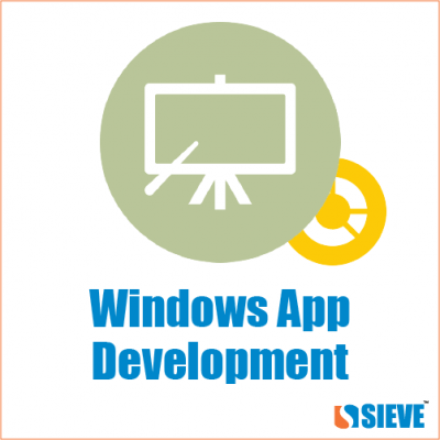 Windows App Development Service